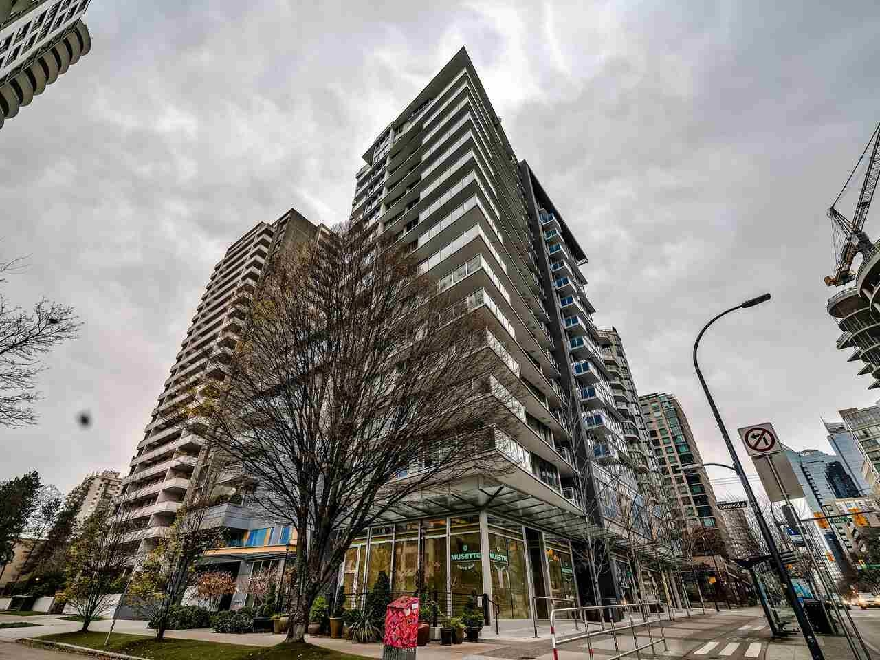 Main Photo: 1501 1009 HARWOOD Street in Vancouver: West End VW Condo for sale (Vancouver West)  : MLS®# R2542060