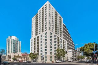 Photo 2: DOWNTOWN Condo for sale : 2 bedrooms : 1240 India #2403 in San Diego