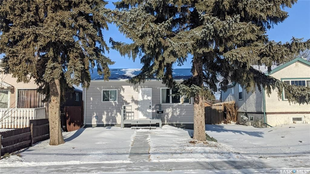 Main Photo: 4514 2nd Avenue North in Regina: Regent Park Residential for sale : MLS®# SK839565