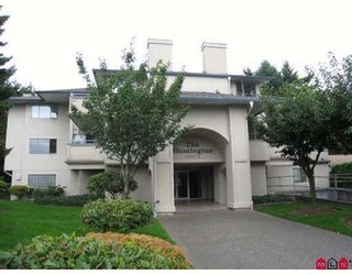 """Photo 1: 302 33675 MARSHALL Road in Abbotsford: Central Abbotsford Condo for sale in """"THE HUNTINGDON"""" : MLS®# F2829300"""