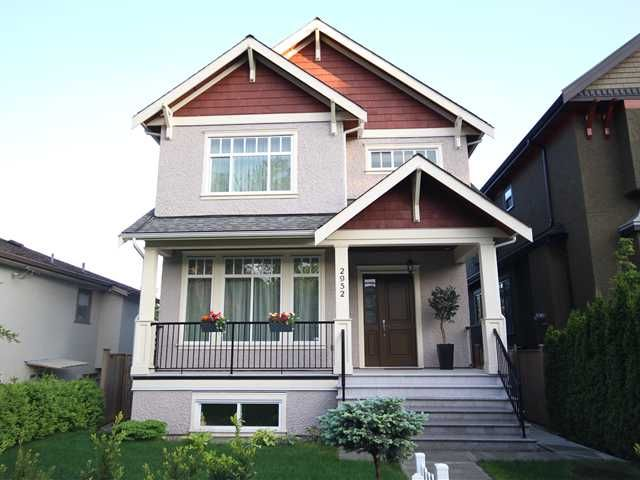 Main Photo: 2952 W 40TH Avenue in Vancouver: Kerrisdale House for sale (Vancouver West)  : MLS®# V1122666