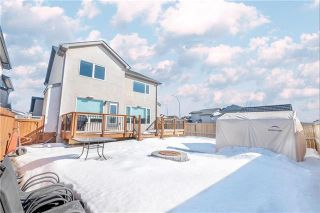 Photo 18: 2 Murray Rougeau Crescent in Winnipeg: Canterbury Park Residential for sale (3M)  : MLS®# 1905543