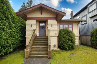 Main Photo: 4690 W 9TH Avenue in Vancouver: Point Grey House for sale (Vancouver West)  : MLS®# R2538345