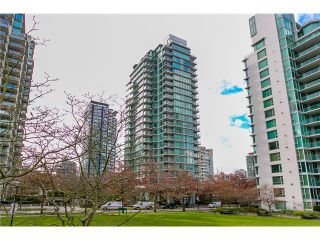 Photo 1: 901 1710 Bayshore Drive in Vancouver: Coal Harbour Condo  (Vancouver West)  : MLS®# V1048157