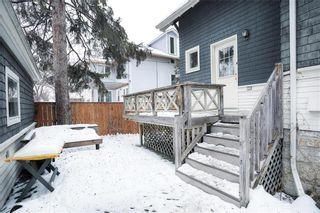 Photo 29: 288 Harvard Avenue in Winnipeg: Crescentwood Residential for sale (1C)  : MLS®# 202100976