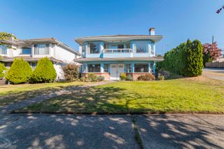 Main Photo: 2265 BONACCORD Drive in Vancouver: Fraserview VE House for sale (Vancouver East)  : MLS®# R2614224