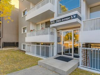 Photo 2: 10 1815 26 Avenue SW in Calgary: South Calgary Apartment for sale : MLS®# A1118467