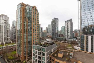 "Photo 15: 1202 1133 HOMER Street in Vancouver: Yaletown Condo for sale in ""H&H Homer & Helmcken"" (Vancouver West)  : MLS®# R2541783"
