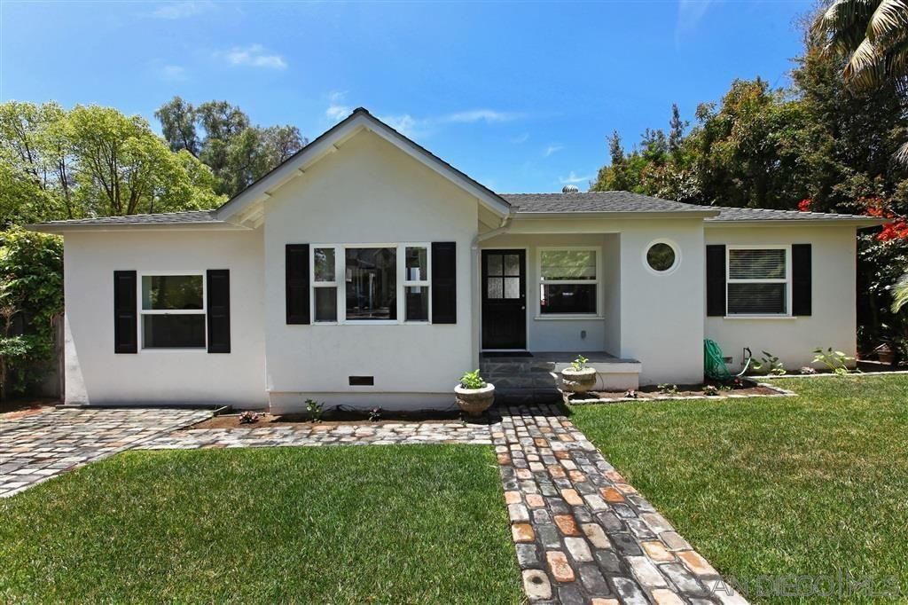 Main Photo: LA JOLLA House for rent : 4 bedrooms : 5556 Waverly