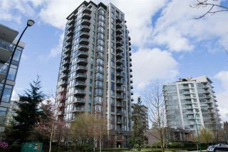 """Photo 1: 804 151 W 2ND Street in North Vancouver: Lower Lonsdale Condo for sale in """"SKY"""" : MLS®# R2260596"""