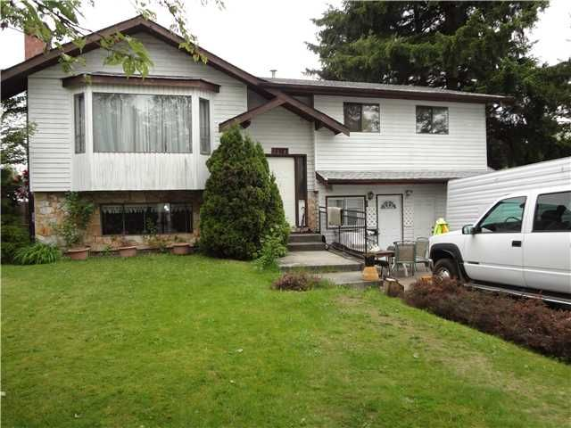 Main Photo: : House for sale : MLS®# F1439894