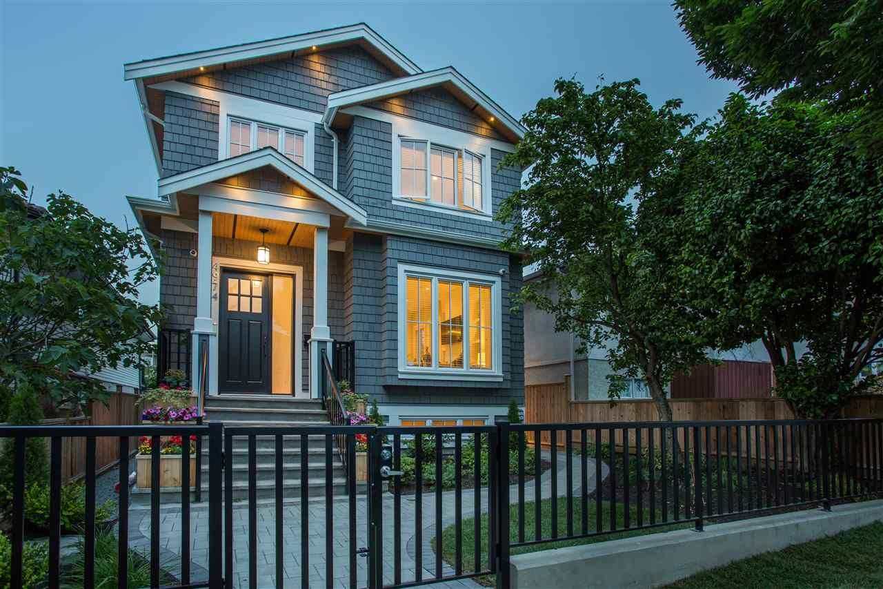Main Photo: 4974 ROSS STREET in : Knight House for sale (Vancouver East)  : MLS®# R2302269