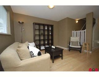 """Photo 5: 157 15168 36TH Avenue in Surrey: Morgan Creek Townhouse for sale in """"Solay"""" (South Surrey White Rock)  : MLS®# F2814921"""