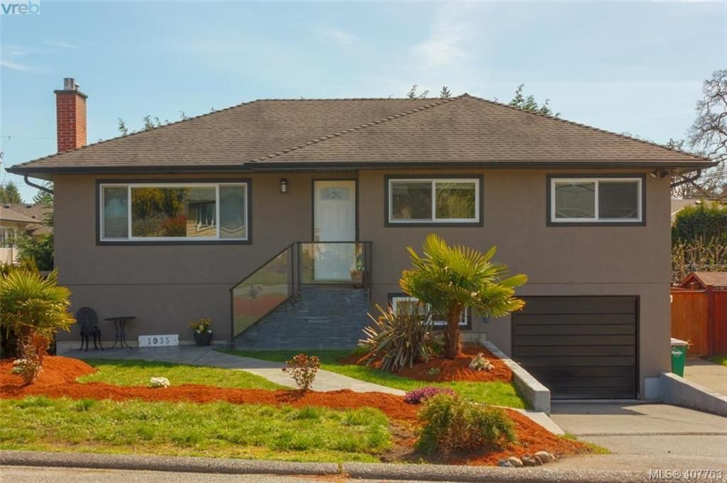 Main Photo: 1035 Nicholson St in VICTORIA: SE Lake Hill House for sale (Saanich East)  : MLS®# 810358