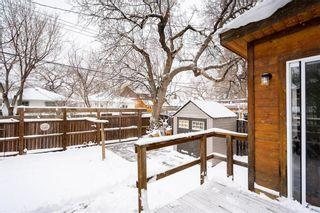Photo 31: 196 Aubrey Street in Winnipeg: Wolseley Residential for sale (5B)  : MLS®# 202105408
