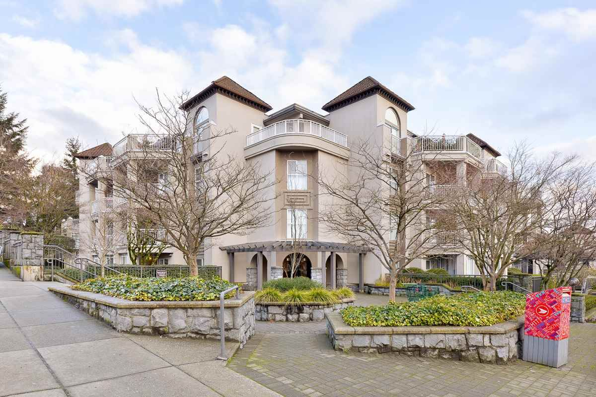 """Main Photo: 307 1128 SIXTH Avenue in New Westminster: Uptown NW Condo for sale in """"KINGSGATE"""" : MLS®# R2541113"""