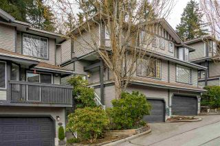 """Photo 1: 132 2998 ROBSON Drive in Coquitlam: Westwood Plateau Townhouse for sale in """"FOXRUN"""" : MLS®# R2360529"""