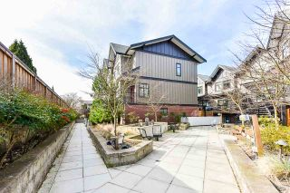 """Photo 27: 111 7180 BARNET Road in Burnaby: Westridge BN Townhouse for sale in """"Pacifico"""" (Burnaby North)  : MLS®# R2551030"""