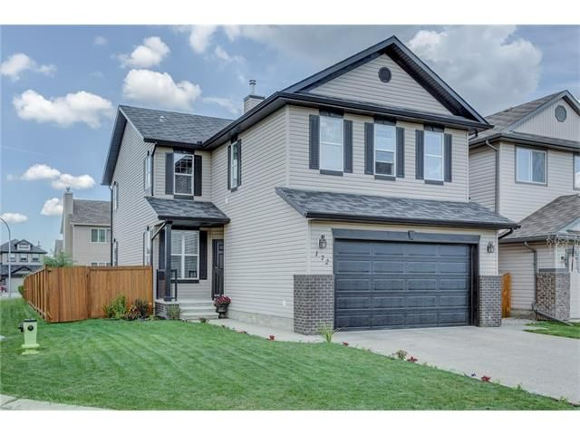 Main Photo: 172 EVERWOODS Green SW in Calgary: Evergreen House for sale : MLS®# C4073885