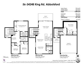 """Photo 29: 56 34248 KING Road in Abbotsford: Poplar Townhouse for sale in """"Argyle"""" : MLS®# R2561702"""