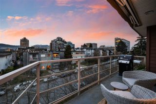 """Photo 10: 401 1586 W 11TH Avenue in Vancouver: Fairview VW Condo for sale in """"Torrey Pines"""" (Vancouver West)  : MLS®# R2561085"""
