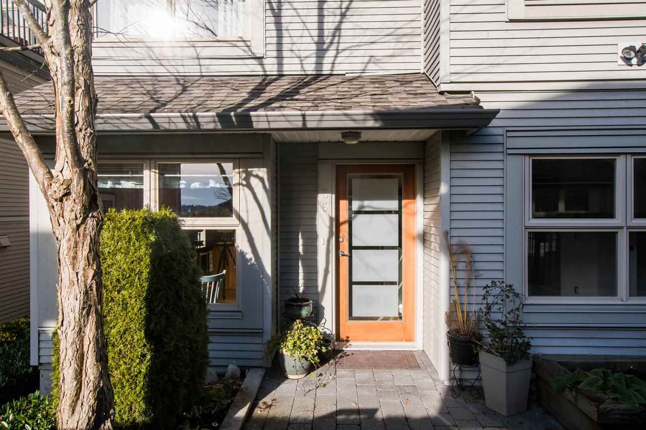 """Main Photo: 36 3855 PENDER Street in Burnaby: Willingdon Heights Townhouse for sale in """"ALTURA"""" (Burnaby North)  : MLS®# R2532991"""