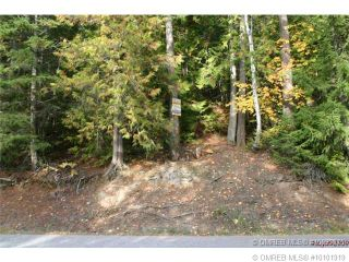 Photo 3: 23 Vickers Trail in Anglemont: Anglemont Estates Vacant Land for sale (North Shuswap)  : MLS®# 10131535