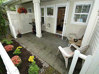 Photo 17: 14 1700 56TH STREET in Tsawwassen: Beach Grove Townhouse for sale : MLS®# V1143061