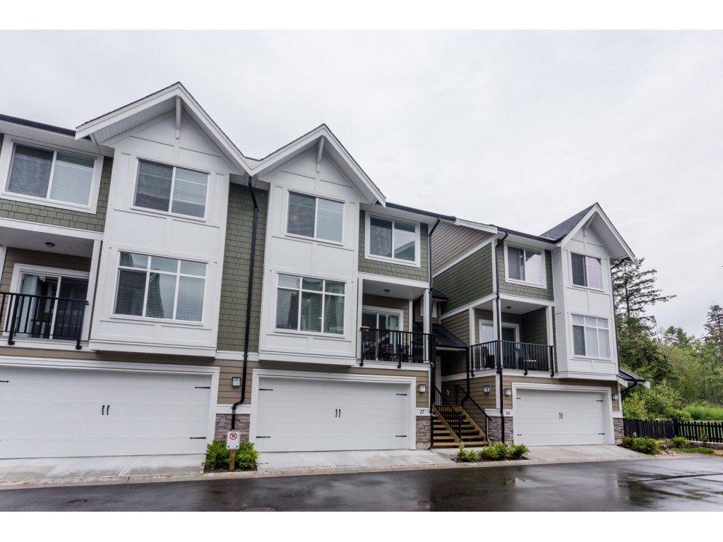 """Main Photo: 17 7374 194A Street in Surrey: Clayton Townhouse for sale in """"ASHER"""" (Cloverdale)  : MLS®# R2077680"""