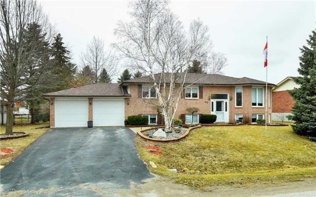 Main Photo: 40 N Wales Avenue in Adjala-Tosorontio: Everett House (Bungalow-Raised) for sale : MLS®# N3746746