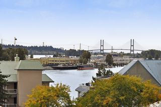 "Photo 3: 605 1045 QUAYSIDE Drive in New Westminster: Quay Condo for sale in ""Quayside Tower 1"" : MLS®# R2306018"