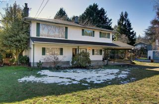 Photo 1: 1519 Winchester Rd in VICTORIA: SE Mt Doug House for sale (Saanich East)  : MLS®# 806818