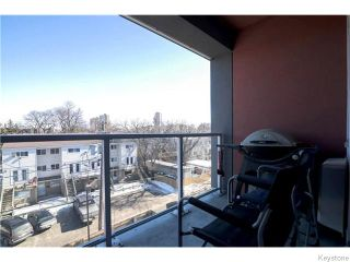 Photo 16: 155 Sherbrook Street in Winnipeg: West End / Wolseley Condominium for sale (West Winnipeg)  : MLS®# 1604815