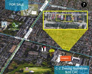 Photo 1: 131 W 49TH Avenue in Vancouver: Oakridge VW Land for sale (Vancouver West)  : MLS®# R2486710