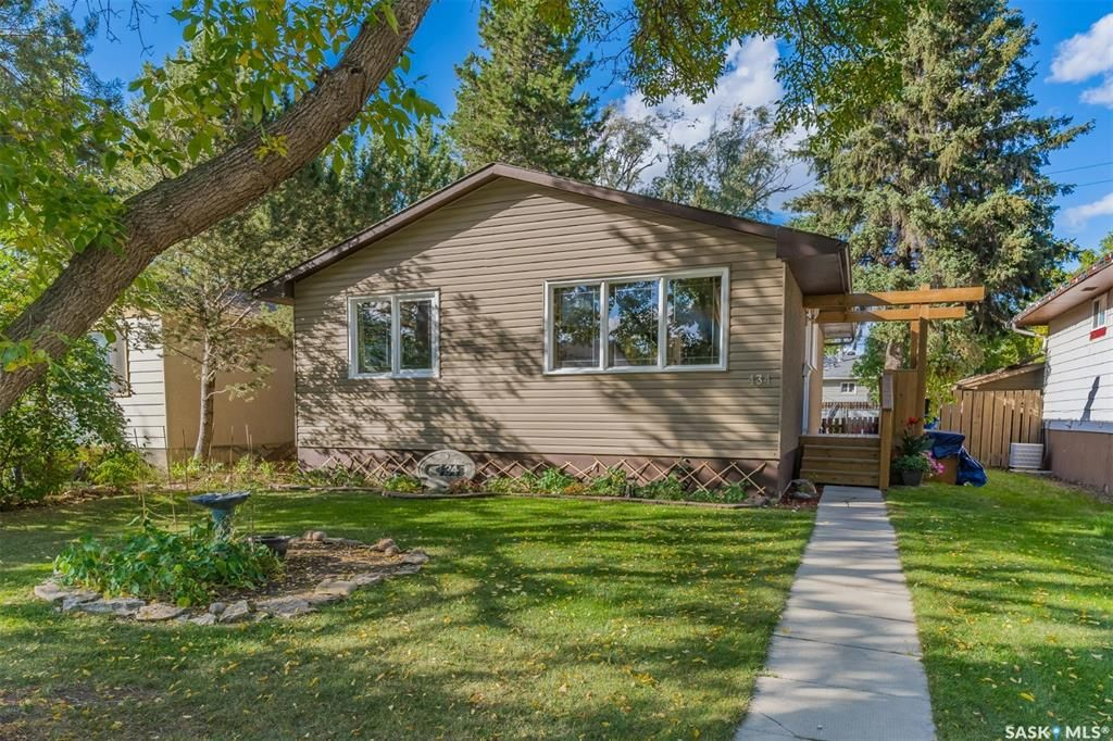 Main Photo: 434 113th Street West in Saskatoon: Sutherland Residential for sale : MLS®# SK870603