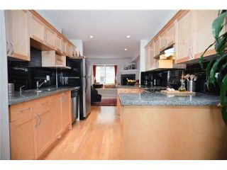 """Photo 2: 1575 COTTON Drive in Vancouver: Grandview VE Townhouse for sale in """"COTTON LANE"""" (Vancouver East)  : MLS®# V823946"""