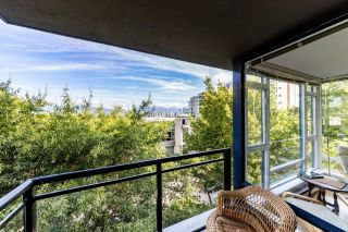 """Photo 1: 505 1650 W 7TH Avenue in Vancouver: Fairview VW Condo for sale in """"VIRTU"""" (Vancouver West)  : MLS®# R2609277"""