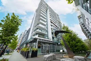 """Main Photo: 1605 159 W 2ND Avenue in Vancouver: False Creek Condo for sale in """"TOWER GREEN"""" (Vancouver West)  : MLS®# R2594274"""