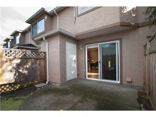"""Photo 10: 17 7171 BLUNDELL Road in Richmond: Brighouse South Townhouse for sale in """"PARC MERLIN"""" : MLS®# V922294"""