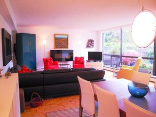 """Photo 3: 105 4900 CARTIER Street in Vancouver: Shaughnessy Condo for sale in """"SHAUGHNESSY PLACE I"""" (Vancouver West)  : MLS®# V861978"""