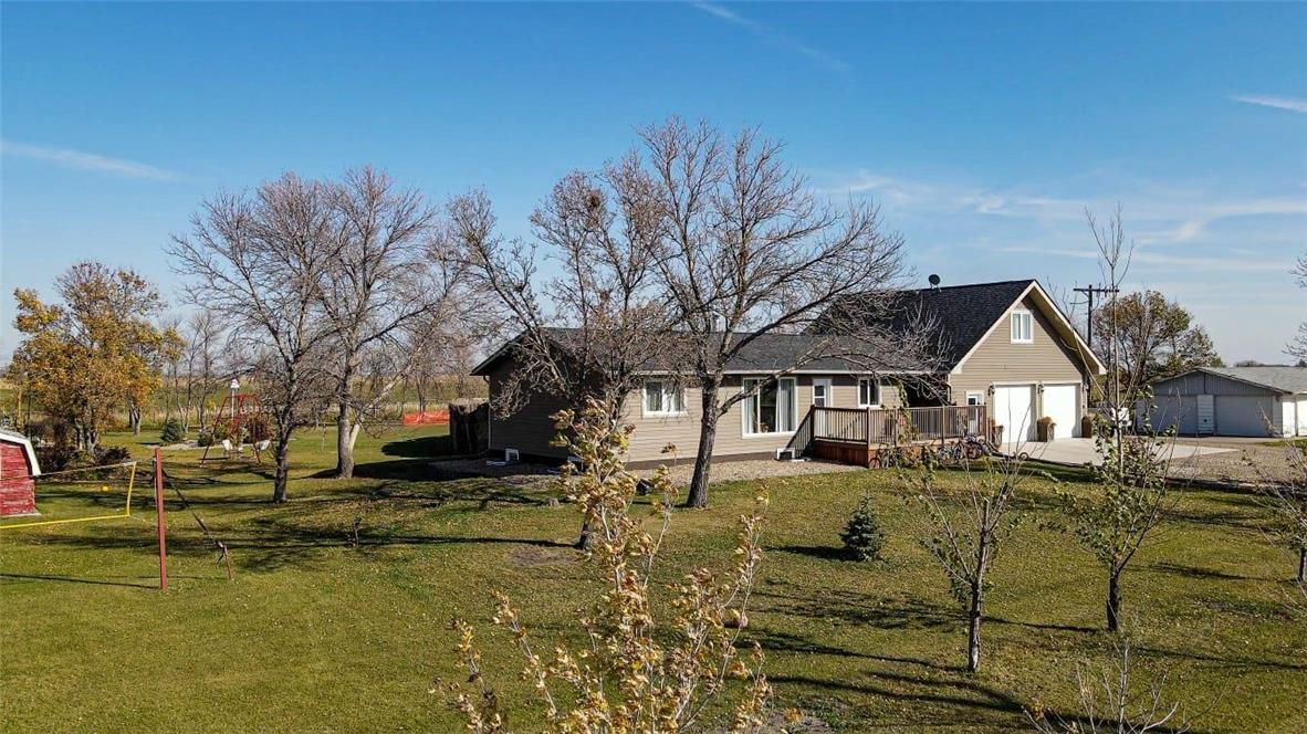 Main Photo: 9149 14 Highway in RM of Rhineland: Agriculture for sale : MLS®# 202124702