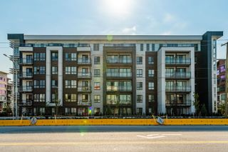 """Photo 3: A605 20838 78B Avenue in Langley: Willoughby Heights Condo for sale in """"Hudson & Singer"""" : MLS®# R2608536"""