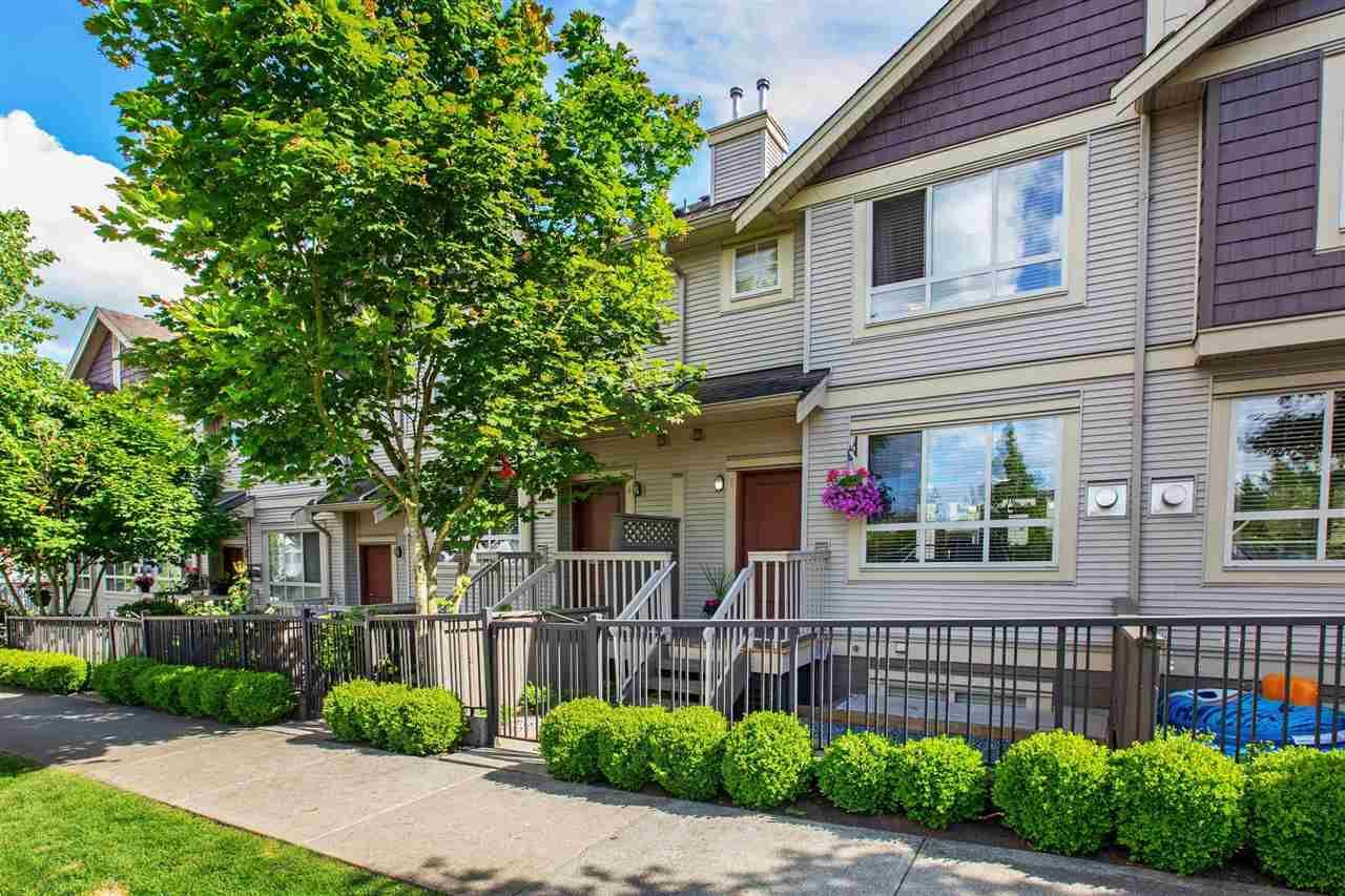 Main Photo: 5 19560 68 AVENUE in Surrey: Clayton Townhouse for sale (Cloverdale)  : MLS®# R2592237
