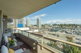 """Photo 10: 801 728 FARROW Street in Coquitlam: Coquitlam West Condo for sale in """"The Victoria"""" : MLS®# R2451134"""