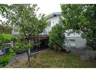 """Photo 16: 3606 ETON Street in Vancouver: Hastings East House for sale in """"HASTINGS EAST/VANCOUVER HEIGHTS"""" (Vancouver East)  : MLS®# V1140704"""