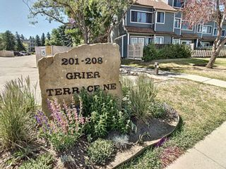 Main Photo: 2 202 Grier Terrace NE in Calgary: Greenview Row/Townhouse for sale : MLS®# A1124498