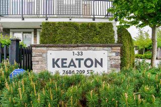 """Photo 39: 18 7686 209 Street in Langley: Willoughby Heights Townhouse for sale in """"KEATON"""" : MLS®# R2574853"""