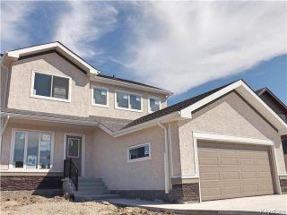 Photo 1: 170 RAVENSDEN Drive in Winnipeg: River Park South Residential for sale (2F)  : MLS®# 1700408