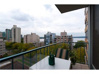"""Photo 10: # 901 2055 PENDRELL ST in Vancouver: West End VW Condo for sale in """"PANORAMA PLACE"""" (Vancouver West)  : MLS®# V911013"""