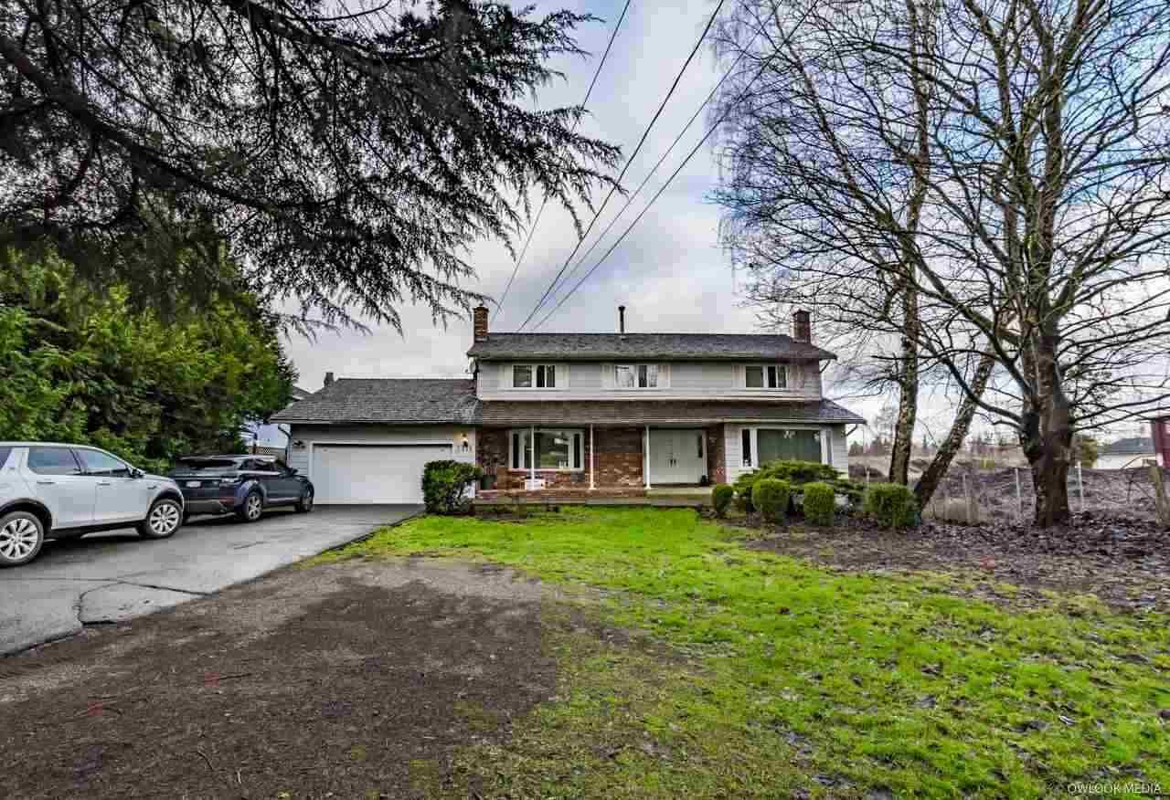 Main Photo: 7311 NO. 6 Road in Richmond: East Richmond House for sale : MLS®# R2579234